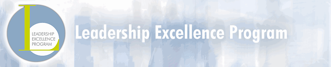 Leadership Excellence Program